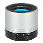 SD-100 Bluetooth v2.1 Stereo Speaker w / Mikrofon / Mini USB / TF - Silver Grey + Black + Blue