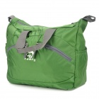 HASKY CY-2117 Water Resistance Outdoor Nylon Shoulder Bag Hand Bag - Green