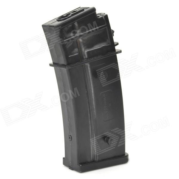 Plastic Magazine Clip for KWA G36 Airsoft Gun - Black