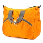 HASKY CY-2117 Water Resistance Outdoor Nylon Shoulder Bag Hand Bag - Orange