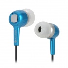 GULUN GL-962 3,5 mm Klinke In-Ear-Ohrhörer - Blue + Black + Silver