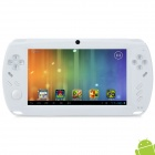 "Megafeis G810 7"" Screen Android 4.0 Portable Game Console w/ 2-Camera / Wi-Fi / HDMI - White (8GB)"