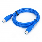 USB 3.0 AM to BM Printer Cable - Blue (150cm)