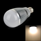 LGX1303003H E27 7W 300~350lm 3000~3500K 14-5630 SMD LED Warm White Light Home Lightning Bulb - White