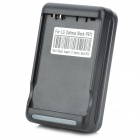 AC Battery Charger for LG Optimus L5 / L3 / E612 / MS840 / BL-44JN / L7 + More - Black ( US Plug)