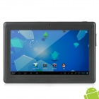 "Hinote G2 7"" Resistive Screen Android 4.0 Tablet PC w/ TF / Wi-Fi / Camera / G-Sensor - Black"