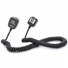 Meyin EC-962 Flashgun Flashlight Connection Cable for Canon EOS DSLR Camera - Black (360cm)