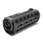 Plastic ACC Hand Guard w/ Rail Mount for M4 Gun - Black