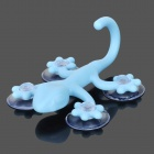 RB78 Gecko Style Hook w/ 4-Suction Cup - Sky Blue