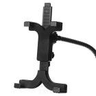 "Universal completa Rotating Cuello de Cisne soporte para 7 ""Tablet PC / Ipad MINI - Negro"