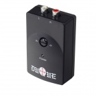 BaiShi HL2 High Level Output Audio Voltage to Low Level Voltage Audio Signal Adapter - Black (12V)