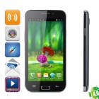 "DAXIAN DK370 Android 4.0 Dual SIM GSM Smartphone w / 4,7"" écran capacitif, Wi-Fi, Bluetooth - gris"