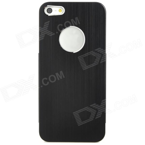 Protective Aluminum Alloy Case for Iphone 5 - Black