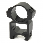 MD3004 Aluminum Alloy Gun Bracket Rail Mounts w/ Hex Wrench for M16 + More - Black (2 PCS)