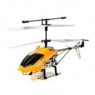 Udi U6 3.5-CH Radio Control R/C Helicopter w/ Gyro - Yellow + Black + White