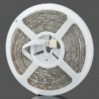 72W Waterproof 270-5050 SMD LED White + RGB Scrolling Strip Light w/ Remote Controller (5M / 12V)