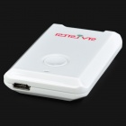 Rtrivr R601 Bluetooth Dual Way Anti Lost Alarm for Android Smart Phone - White