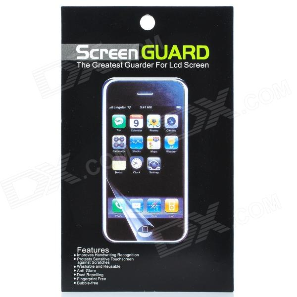 Protective Mirror Film Screen Guard for Samsung Galaxy S4 / i9500 - Silver White pudini protective 0 4mm tempered glass screen protector guard film for samsung galaxy s4 i9500