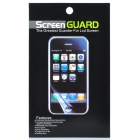 Protective Mirror Film Screen Guard for Samsung Galaxy S4 / i9500 - Silver White