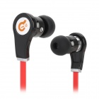 Syllable G03-003 Stereo In-Ear Earphone - Red (3.5mm)