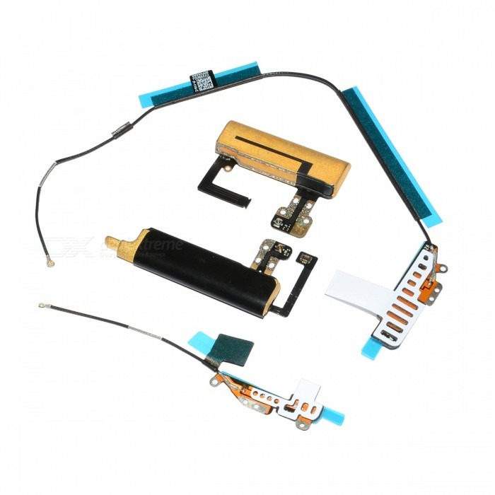 Replacement Left / Right Signal Flex Cable + Bluetooth Antenna + Wi-Fi Flex Cable Set for Ipad MINI replacement power button flex cable for ipad mini black silver
