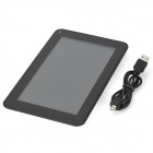 "ONN M2 7"" Capacitive Screen Android 4.1 Tablet PC w/ TF / Wi-Fi / Camera / G-Sensor - White + Black"