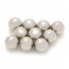 NdFeB Magnetic Magic Beads - Silver (10 PCS)