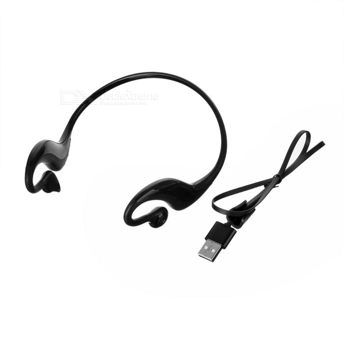 Woowi Mamba Sports Bluetooth V2.1 + Auricular EDR - Negro