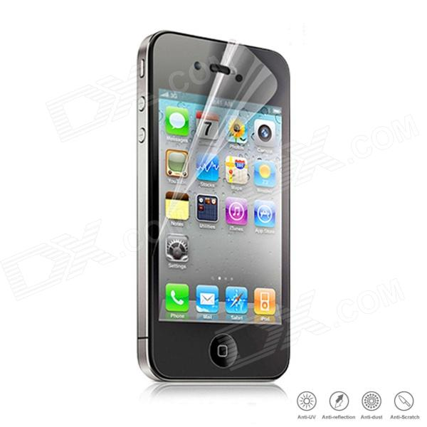 ENKAY High Clear Front Screen + Back Skin Protector Guard Film for Iphone 4 / 4S - Transparent стоимость