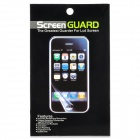 Protective Clear Screen Protectors Guards for Samsung i9500 Galaxy S4 - Transparent (5 PCS)
