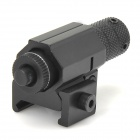 BOB R28 1mW Red Laser Sight for Rifle / Pistol / 21mm Gun Rail - Black