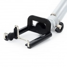 Universal Swivel TrIPOD Stand Holder for Cell Phone - Silver + Black