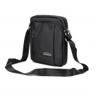 Kingsons KS3024W Jacquard Nylon Zipper One Shoulder Bag for Ipad 1 / 2 / 3 / 4 - Black