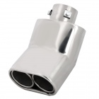 Orient OR-6047D Stainless Steel Car Exhaust Pipe - Silver