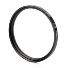 Zomei Photographic Diffusion Filter for DSLR - Black + Transparent (58mm)