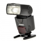 "YONGNUO YN500EX 1.8"" LCD 10W TTL High Speed Flashlight Speedlite for Canon - Black"
