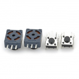 LB/RB + LT/RT Buttons Set for XBOX360 Wireless Controller