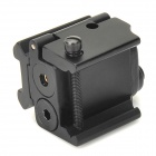 BOB R27 1mW Aluminum Alloy Red Laser Sight for Rifle / Pistol - Black