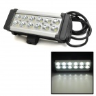 XLLED836W 36W 1200lm 6500K 12-LED White Light Car Working Light / Front Fog Lamp - ( DC 10~30V)