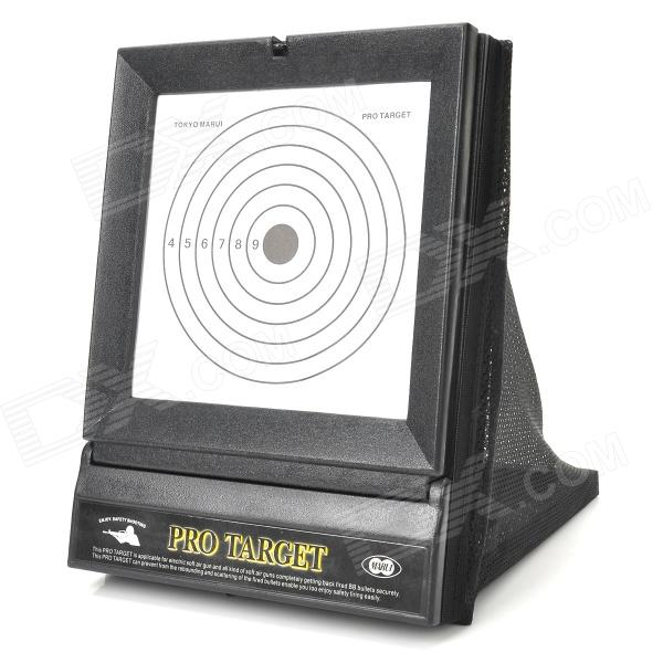 Shooting Practice Mesh Target For BB Guns - Black