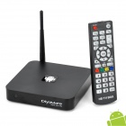 Diyomate A9 Android 4.1.1 Dual-Core Google TV Player w/ Wi-Fi / LAN / Optical / 1GB RAM / 8GB ROM