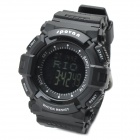 Spovan Blade-IV-B Multifunctional Mountaineering Watch w/ Altimeter, Barometer, Thermometer - Black