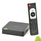 HIMEDIA Q2 Android 4.0 Google TV Player w/ Wi-Fi / HDMI / 3-RCA / 512MB RAM / 4GB ROM / LAN - Black