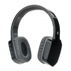 DWH260 2.4GHz Folding Wireless Digital Headset Headphone for Cell Phone / PC / TV - Black + Grey