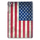 Retro USA National Flag Pattern Protective Plastic Case for Ipad MINI