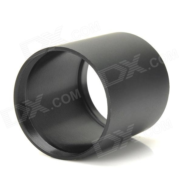 32mm Aluminum Alloy Sunshade Lens Hood for Gunsight - Black