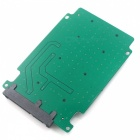 "mSATA SSD to 2.5"" SATA Adapter Card - Black + Green"