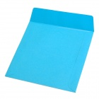 Environmental Protection Pulp Paper Bag for CD / DVD / Disc - Blue (25 PCS)