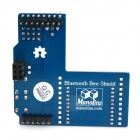WXM12 Xbee Expansion Board Compatible Bluetooth Bee Module - Blue + Black