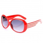 SENLAN 1174 Women's Fashion UV400 Protection Sunglasses - Red
